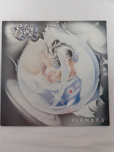 ELOY Planets 1981 LP EX/NM GER, 1st