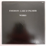 ELP Works 1, 1977, USA, 2LP, EX