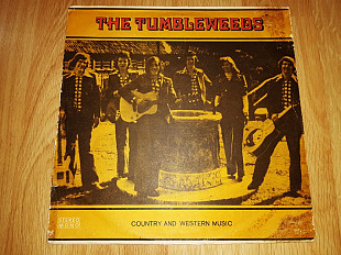 The Tumbleweeds ‎ (Country And Western Music) 1975. (LP). 12. Vinyl. Пластинка. Romania.
