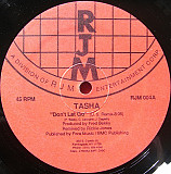 "Tasha - Don't Let Go (12"", Red)"