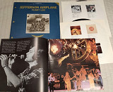 Jefferson Airplane - Flight Log 1966-1976 2lp / CYL2-1255 , With Booklet