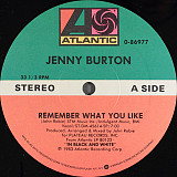 "Jenny Burton - Remember What You Like (12"")"