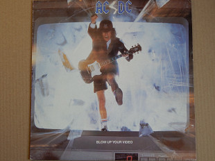 AC/DC ‎– Blow Up Your Video (Atlantic ‎– 7 81828-1, Italy) EX+/NM-