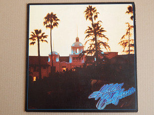 Eagles ‎– Hotel California (Asylum Records ‎– 6E-103, US) insert NM-/EX+