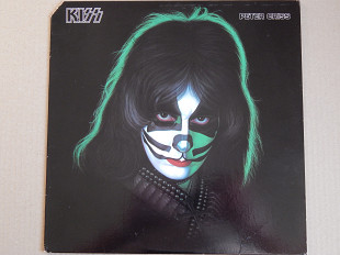 Kiss, Peter Criss ‎– Peter Criss (Casablanca ‎– NBLP 7122, US) insert EX+/NM-