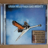 Uriah Heep ‎– High And Mighty (1976)