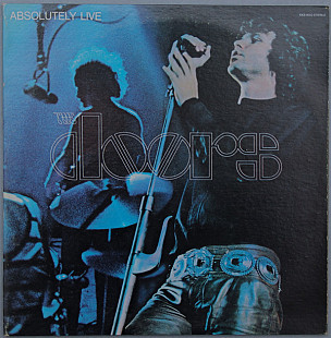 "The Doors ‎ ""Absolutely Live"" - 2LP."