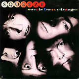 Squeeze - Sweets From A Stranger (LP, Album, B -)