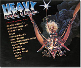 Various - Heavy Metal - Music From The Motion Picture (2xLP, Comp, CSM)