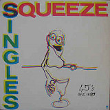 Squeeze (2) - Singles - 45's And Under (LP, Comp, A -)