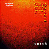 "Sunscreem - Catch (3x12"", Promo, Red)"