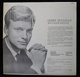 Gerry Mulligan - The Concert Jazz Band (LP, Album, Mono, RP)