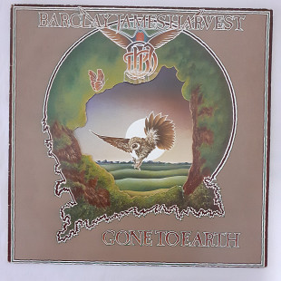 Barclay James Harvest ‎– Gone To Earth, GER, 1977, VG+/NM,