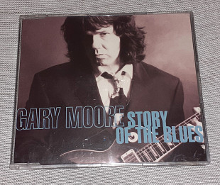 Фирменный Gary Moore - Story Of The Blues