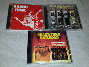 Grand Funk Railroad - Born To Die Phoenix / All The Girls In The