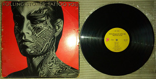 Rolling Stones - Tattoo You 1981 (USA) (VG/VG)