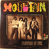Mountain - Flowers Of Evil (LP, Album)