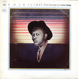 Charlie Christian - Solo Flight - The Genius Of Charlie Christian (2xLP, Comp, Mono, Pit)