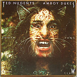 Ted Nugent's Amboy Dukes* - Tooth, Fang & Claw (LP, Album, Jac)