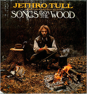 Jethro Tull - Songs From The Wood (LP, Album, Pit)