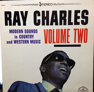 Ray Charles - Modern Sounds In Country And Western Music Volume Two (LP, Album)