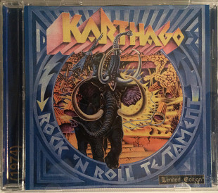 "Karthago - ""Rock'n'Roll Testament"""