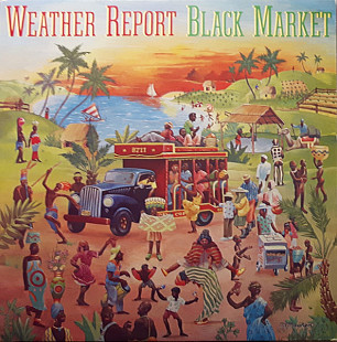 Weather Report - Black Market (LP, Album)