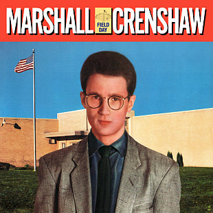 Marshall Crenshaw - Field Day (LP, Album, All)
