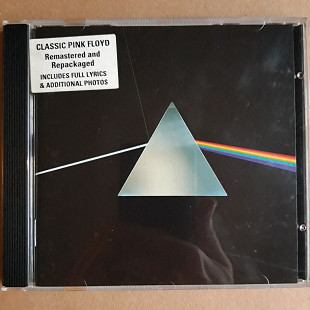 Pink Floyd ‎– The Dark Side Of The Moon (1973)