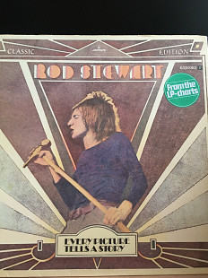 Rod Stewart – Every Picture Tells A Story *Mercury – 6338 063 *Germany *ORIGINAL *POSTER * 1 PRESS*M