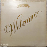 Santana - Welcome. CBS 1973 (Holland)