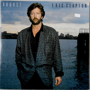 Eric Clapton ‎– August
