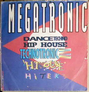 Various ‎– Megatronic (1992)(Russian Disc ‎– С60 32435 009)