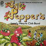 Unknown Artist - Music From The Motion Picture Sgt. Pepper's Lonely Hearts Club Band (LP, Album)