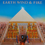 Earth, Wind & Fire - All 'N All (LP, Album, Gat)