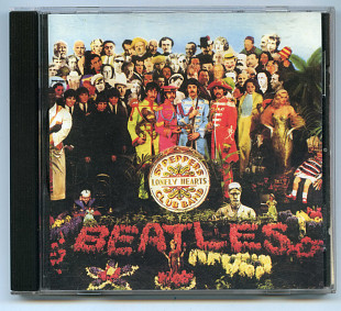 The Beatles Sgt. Pepper's Lonely Hearts Club Band 1967