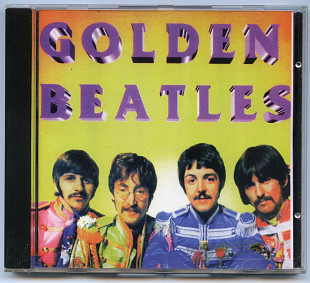 Golden Beatles (1963-1968) 28 лучших песен Битлз