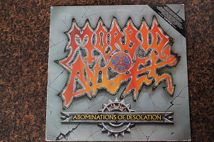 Morbid Angel - Abominations Of Desolation, 1991, England