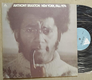Anthony Braxton ‎– New York, Fall 1974 / Arista ‎– AL 4032 , Canada , m-/m