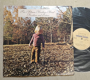 Allman Brothers Band - The - Brothers And Sisters /Japan SWX6214 m/m