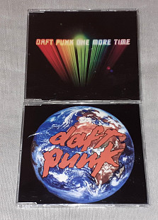 Фирменные Daft Punk - Around The World - One More Time