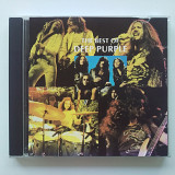 "Deep Purple ‎""The Best Of"" Фирменный CD. Made in USA / 1st press"