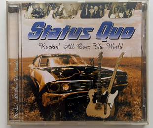 Фирменный Status Quo – Rockin' All Over The World
