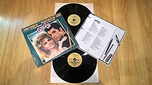 John Travolta. Olivia Newton-John (Grease. The Original Soundtrack From The Motion Picture) 1978. (2