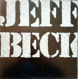 Jeff Beck_There and Beck