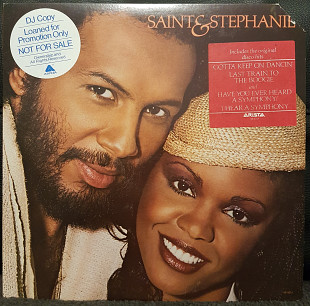 "Saint & Stephanie ‎– ""Saint & Stephanie"" (US 1979)"
