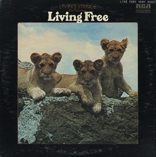 "Living Strings ‎– ""Living Strings Play Music From Living Free"" (US 1972)"