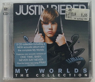 Фирменный Justin Bieber ‎– My Worlds: The Collection