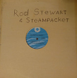 Rod Stewart And The Steampacket 1965 (US) [Без Конверта] [Side 1: EX- / Side 2: EX- / VG+]