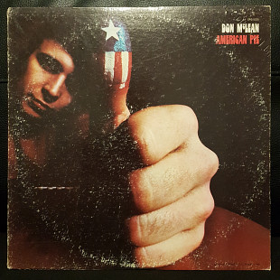 "Don McLean ‎– ""American Pie"" (US 1971)"